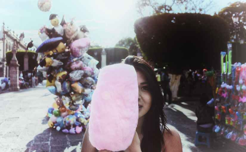 Cotton Candy Cancer of theBrain.